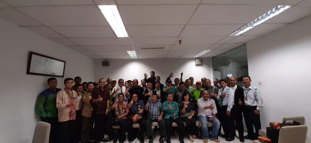 Sosialisasi  di Mitra Pendiri PT. Gapura Angkasa Tanggal 05 September 2019